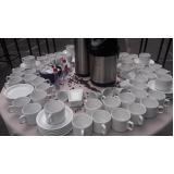 buffet de festa empresarial preço Mandaqui