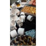 buffet para brunch empresarial Chácara Inglesa