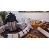 buffet para brunch preço Parque Anhembi