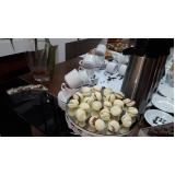 buffet para evento empresarial Ipiranga