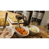 buffets de festa empresarial Higienópolis