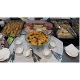onde encontrar buffet de brunch para empresas Pinheiros